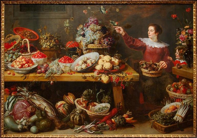 Frans Snyders__Fruits_andVegetables